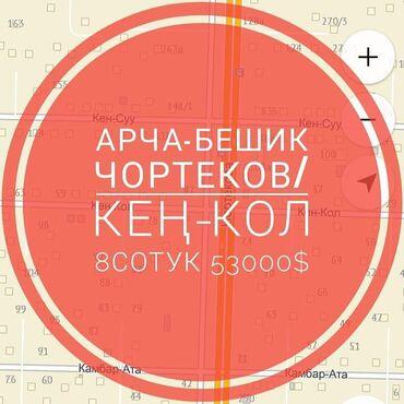 derevjannye igrushki na elku в Кыргызстан: Продам 8 соток Строительство