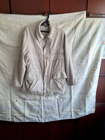 удлиненную кофту в Кыргызстан: Мужская удлиненная куртка (Германия) Размер-50/52 (б/у, сост. хорошее)