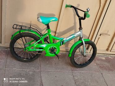 16 dyumlu velosiped - Azərbaycan: 16-lıq velosiped bir dənə pedalı dəyişilməlidir başqa problemi yoxdur