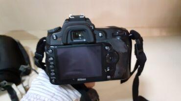 nikon fotoaparat qiymetleri - Azərbaycan: Fotoaparat NIKON D90 ela vezyetde