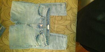 Ženske pantalone - Srbija: H&M farmerke, l velicina.skiny.Elastin.Nema oštećenja. Fixna cena