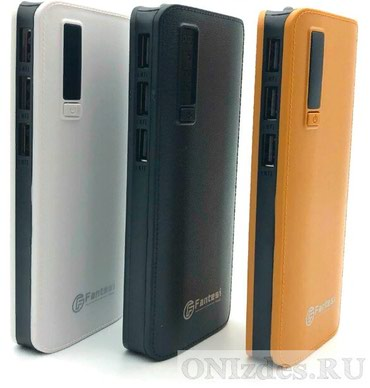 Power Bank Fentesy 20000 mAh в Бишкек