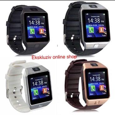 Smart watch dz09 pametan sat sim-kamera  - Beograd