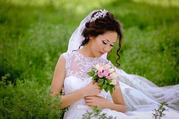 Свадебное платье напрокат 400$. Или в Бишкек