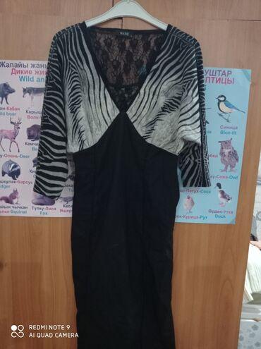 Турецкое платье б/у 500 сомов г Жалал-Абад тел