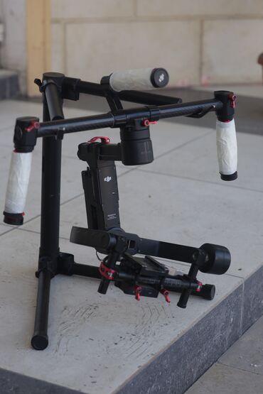 blackmagic production camera 4k в Кыргызстан: DJI Ronin M сатылат Состояние идеал