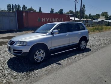 Volkswagen | Srbija: Volkswagen Touareg 3.2 l. 2002 | 200 km