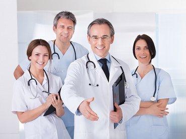 принимаем на работу психиатров в компанию в Бишкек