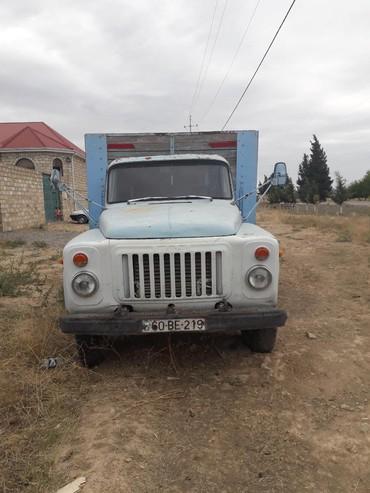 Yük və kənd təsərrüfatı nəqliyyatı Tovuzda: 1994 un masinidi hem qazla hem de benzinle iwleyir.senedleride