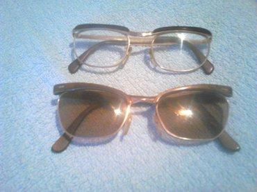 Vintage, bohler naočare sa dioptrijom. Kupljene u inostranstvu. - Pirot