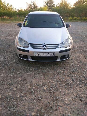 texpasport - Azərbaycan: Volkswagen Golf 1.9 l. 2008 | 285364 km