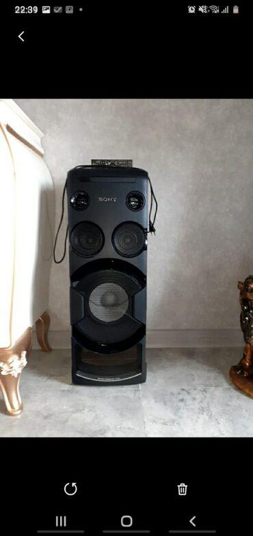 Sony musiqi ses guclendirici