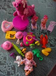 Za decu | Kraljevo: Igracke za devojcice