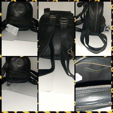 Женский рюкзак из натуральной качественной кожи.Рюкзак можно носить и