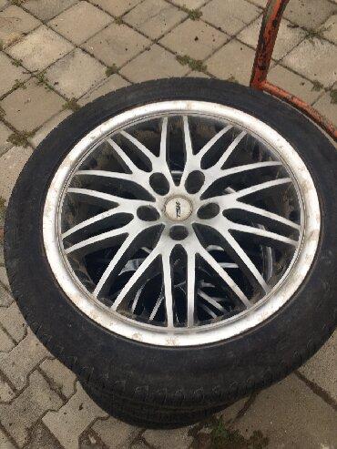Bmw-x6-m50d-servotronic - Srbija: Bmw alu felne 17