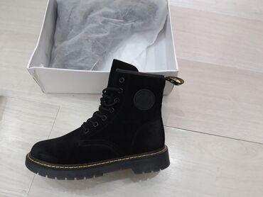 Мужская обувь - Кыргызстан: Ботинки Martin's Покупала за 2500
