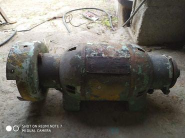 трикотажная мини юбка в Кыргызстан: Электродвигатель. Мотор. От промышленной точилы, 3х фазный, 3 кВт