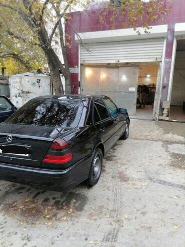brilliance m2 1 8 at - Azərbaycan: Mercedes-Benz C 180 1.8 l. 1998   543789 km