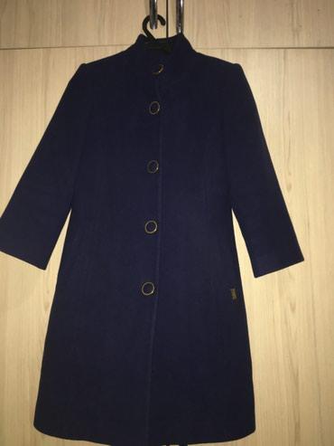 Продаю пальто в идеальном состоянии. Советский размер 42, турецкий 36 в Бишкек