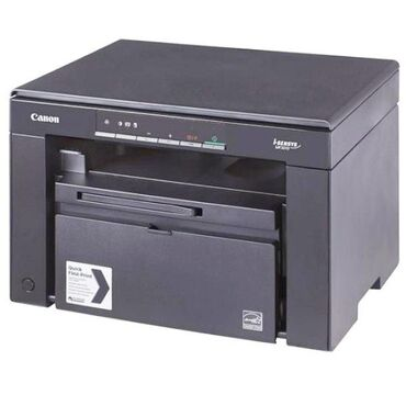 Принтеры - Кыргызстан: Продаю принтер 3в1 Canon MF3010, копия, скан, принтер, картридж
