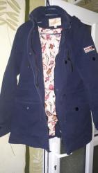 Куртка парка 46-48 размер б.у