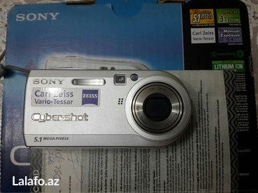 Bakı şəhərində Sony  foto və video kamera dsc-p100  sony cybershot sony memory stick - şəkil 5