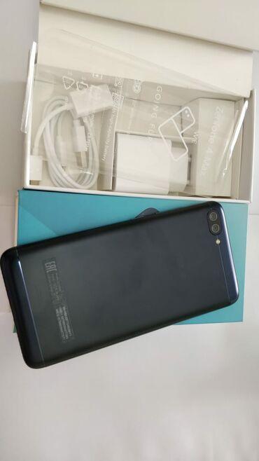 Asus Azərbaycanda: Asus ZenFone 4 Max (ZC554KL) telefonu 2 simkartlı Android 5.1