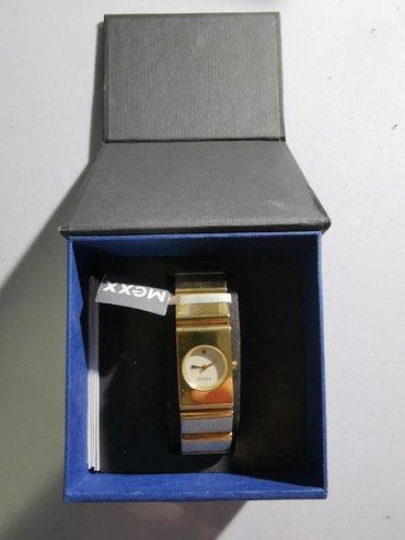 Oko stvari mix musko zenski prva klasa - Srbija: Nov ženski ručni sat MEXX. Sat je kupljen u Nemačkoj i nalazi se u ori