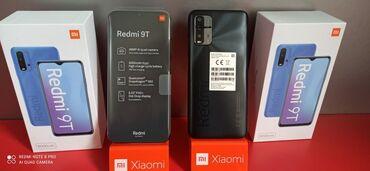 """xiaomi mi 4i в Азербайджан: Xiaomi Redmi 9T 4/128 GbEkran : 6.53"""" / IPS LCD Android : 10.0 (MIUI"""