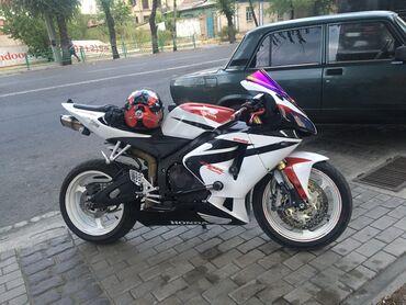 Мотоциклы и мопеды в Бишкек: Отдам в хорошие руки! Honda CBR600RR, 2005 года. Мот полностью обслуже