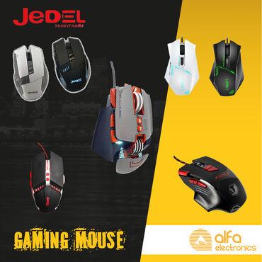 Kompüter və Noutbuk Aksesuarları Azərbaycanda: Oyun siçanları, Gaming Mauslar (Gaming Mouse)Oyun SiçanlarıRGB