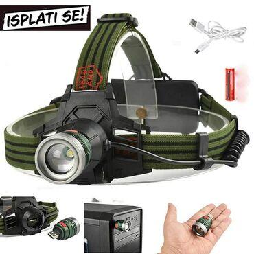 BLACK FRIDAY3u1 Lampa za glavu punjivaSamo 899 dinara.Porucite odmah u