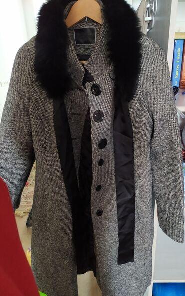 Продаю драповое пальто! брала дорого, качество шикарное, натуральной