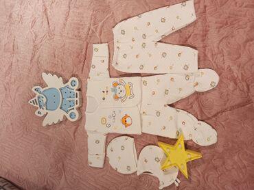 Костюмчик для новорожденного малыша, утепленный. Цена: 650 сом