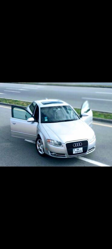 audi a6 2 5 mt - Azərbaycan: Audi A4 2 l. 2005 | 254061 km