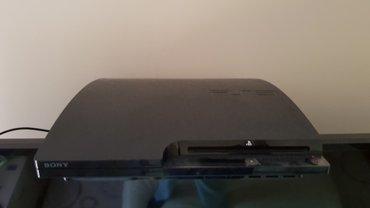 Playstation 3 σε τελεια κατασταση 500gb με ενα τηλεχειριστήριο και το  σε Χαλκίδα