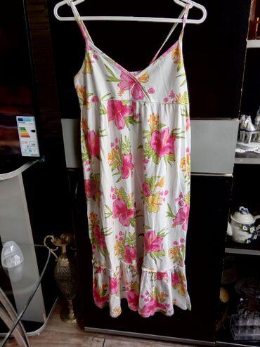 Haljine | Novi Banovci: H&M letnja leprsava haljinica,za svaki dan,na bretel rastegljiva