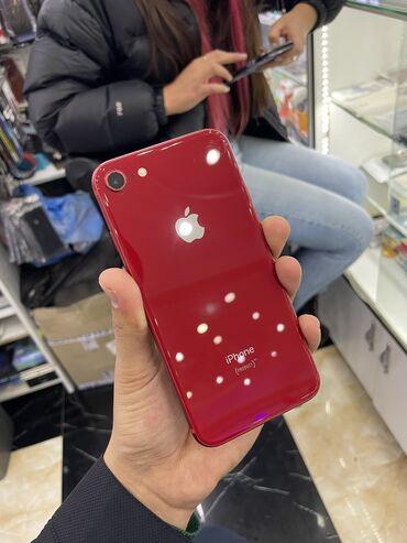 IPhone 8   64 ГБ   Красный Б/У   Гарантия
