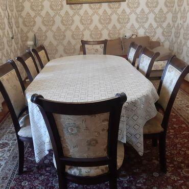 Комплекты столов и стульев - Кыргызстан: Комплекты столов и стульев