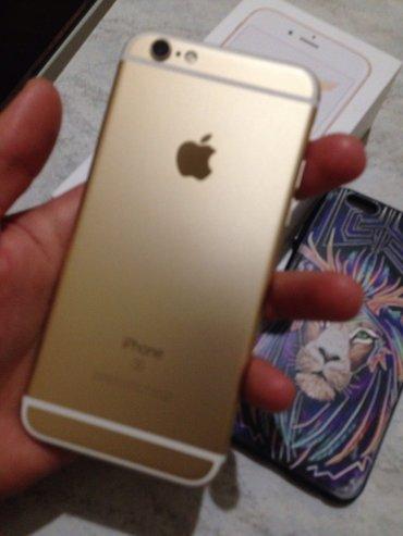 Iphone 6s 25000som 64gb  в Бишкек