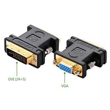 Adapteri | Beograd: Adapter konvertor AV DVI (24+5) na VGA (15p) M/Ž Linkom