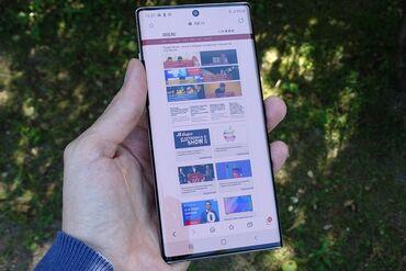 Samsung galaxy note 10plus 256gbсостояние как новое!комплект