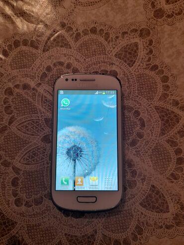 samsung s3 ekran - Azərbaycan: İşlənmiş Samsung Galaxy S3 Mini 8 GB ağ