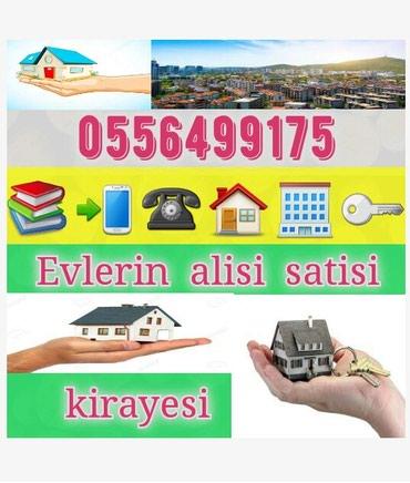 Bakı şəhərində Emlak ev alqi satqi kiraye 630 azn icareye arendaya obyekt satdiq
