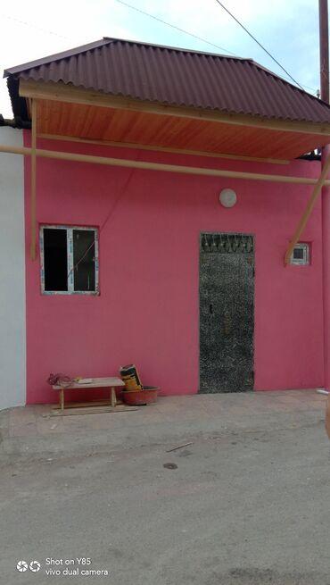 baxın yuzh magistral asanbai rayonunda böyük ev satıram - Azərbaycan: Satış Ev 50 kv. m, 2 otaqlı