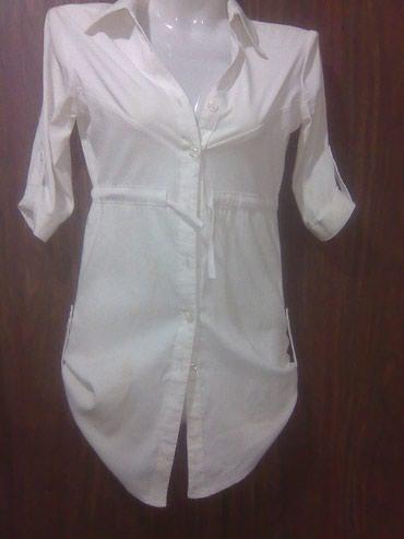 Продаю батик-блузка х/б, б/у, размер 42-44, цена 200 сом. в Бишкек