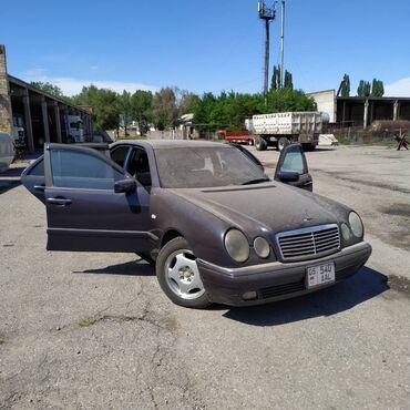 Mercedes-Benz - Кант: Mercedes-Benz E 320 3.2 л. 1996 | 300327 км