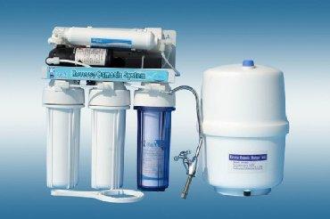 фильтры для очистки воды аквафор в Кыргызстан: Фильтры для очистки воды, пяти и шестиступенчатые + установка и