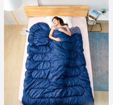 Спальник походный 220см X 75см +бесплатная доставка по КЫРГЫЗСТАНУ
