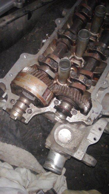 двигатель на алтезу 1g beams по запчастям, ( поршня, шатуны, поддон , в Бишкек - фото 3